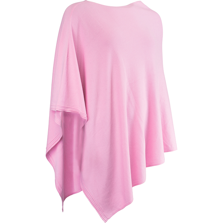 Penina poncho - rosa i gruppen DAM / Outlet hos Abacus Sportswear (2443390)
