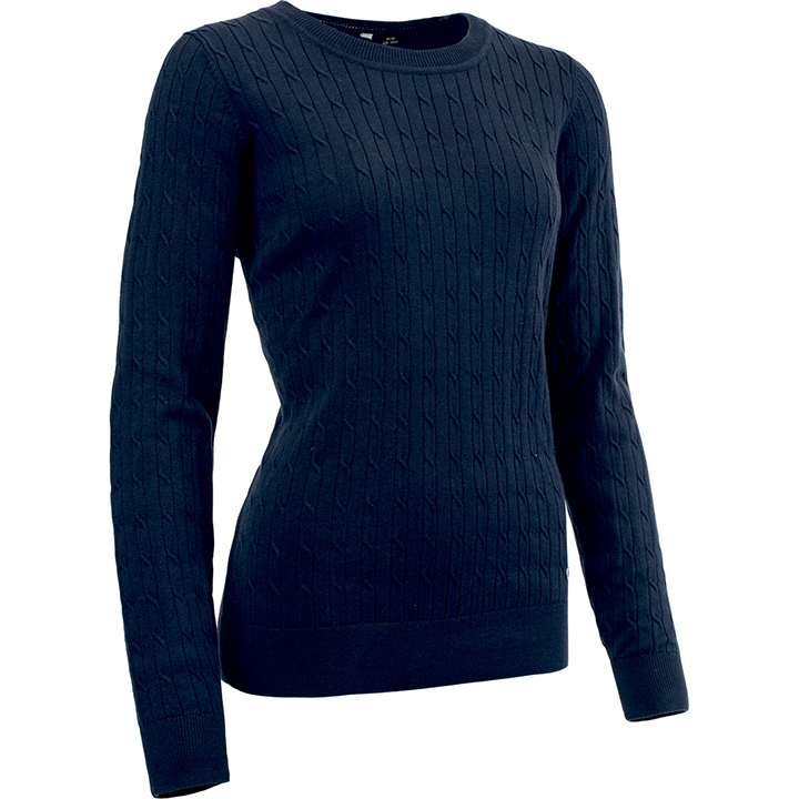 Arona pullover - marinblå i gruppen DAM / Outlet hos Abacus Sportswear (2475300)