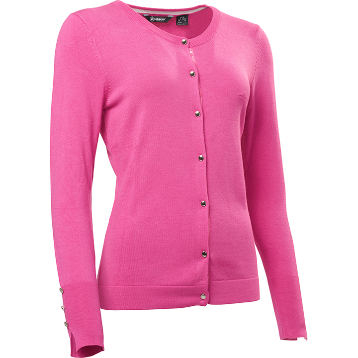 Julie cardigan - cherry blossom i gruppen DAM / Outlet hos Abacus Sportswear (2481873)