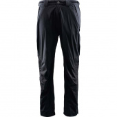 Mens Pitch 37.5 raintrousers - svart