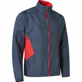 Birkdale stretch windjacket - marinblå