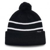 Woodhall knitted hat - svart